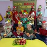 Dzień jabłka i gruszki w przedszkolu