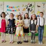 """""""Wiosna w piosence""""- przedszkolny konkurs muzyczny"""